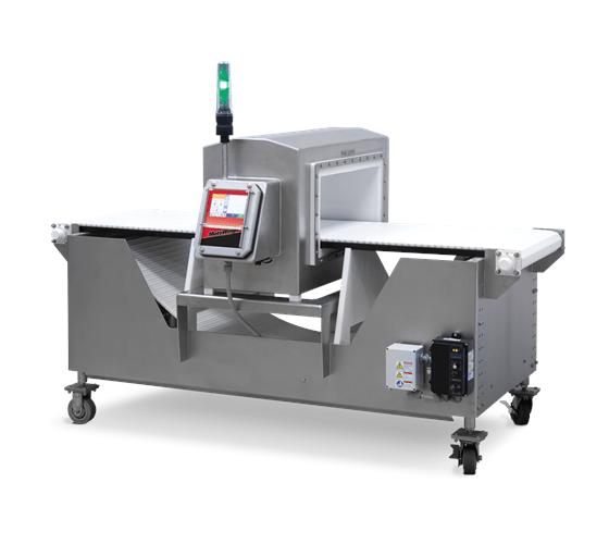 Motoweigh Metal Detector • PKM Industrial, S.A.
