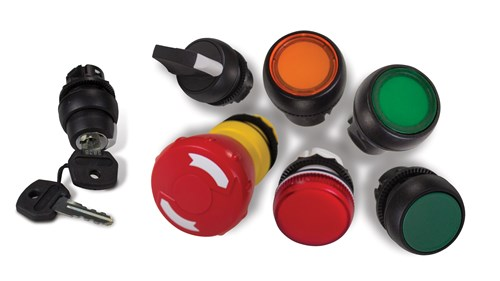 1 us manualpushbutton switches • PKM Industrial, S.A.