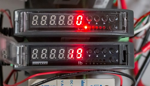 1 us sct2200 display closeup • PKM Industrial, S.A.