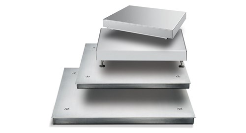 combics explosion proof bench and platform scales • PKM Industrial, S.A.