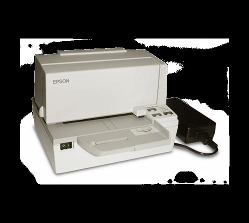 epson ticket printer tm u590 • PKM Industrial, S.A.