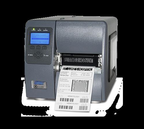 honeywell industrial printer m 4206 m4210 mark ii • PKM Industrial, S.A.