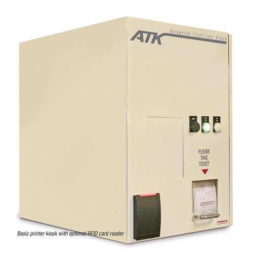 kiosk printer rfid • PKM Industrial, S.A.