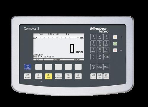 minebea combics 3 • PKM Industrial, S.A.