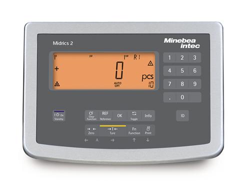 minebea midrics2 indicator • PKM Industrial, S.A.