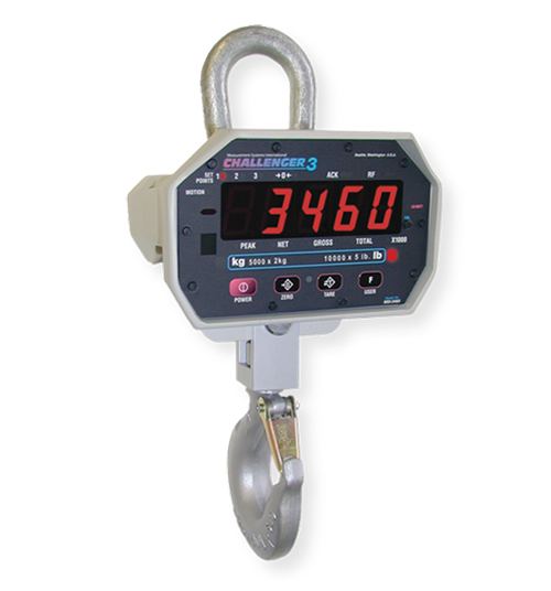 msi 3460 challenger 3 crane scale • PKM Industrial, S.A.