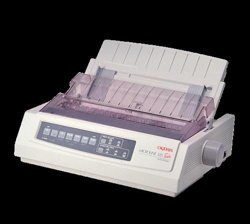 okidata turbo dot matrix printer 320 390 420 • PKM Industrial, S.A.