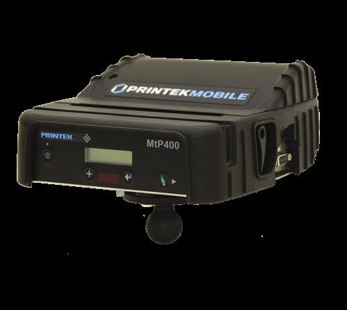 printek mobile direct thermal printer mtp400si • PKM Industrial, S.A.