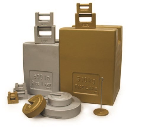 rlws cast iron calibration weights • PKM Industrial, S.A.
