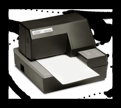 star micronics ticket printer sp298 • PKM Industrial, S.A.