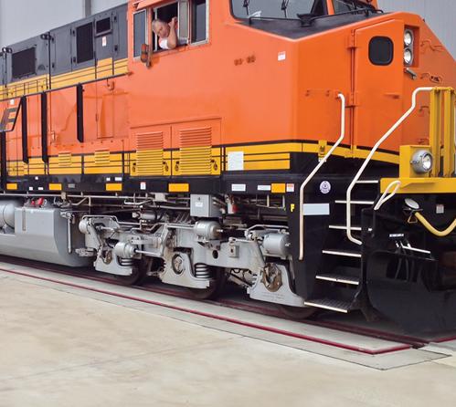 survivor rt train • PKM Industrial, S.A.