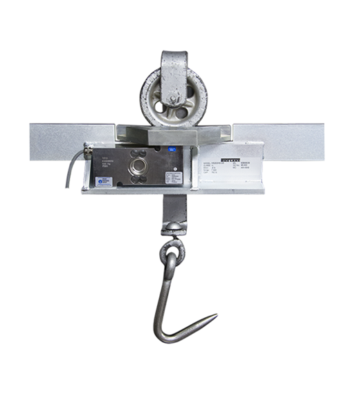 web sc ms202 permanent monorail scale • PKM Industrial, S.A.